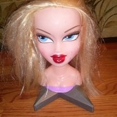 Кукла для макияжа и причесок Братц