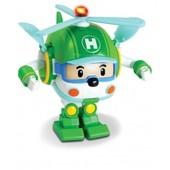 Robocar Poli Трансформер с подсветкой 13 см