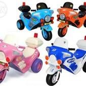 Детский мотоцикл на аккумуляторе я-маха Орион