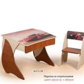 Столик и стульчик Вальтер, для учебы