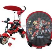 Велосипед трехколесный Mars Trike KR01 anime (красный)