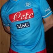 Фірмова футболка  Ф.К.Napoli.