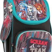 Рюкзак школьный каркасный Kite Monster High‑2 mh15-501-2S