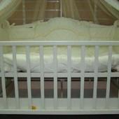 Трия Весна детская кроватка с ящиком
