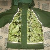 Куртка дождевик на утеплителе 116р Navigare