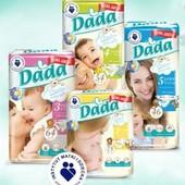 Подгузники дада Dada Premium care акция