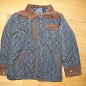Next куртка на мальчика 7-8 лет