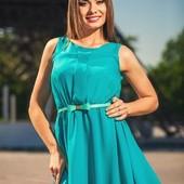 Воздушные легкие летние платья ! Более 12 цветов!