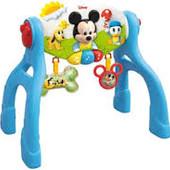 Распродажа - Игровой комплекс Микки и друзья 3 в 1 от Clementoni