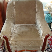 Раскладное кресло в новом состоянии