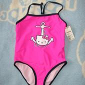 купальник на девочку kohls c Hello Kitty из америки.
