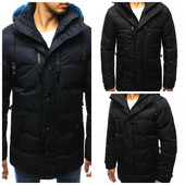 Мужская зимняя куртка