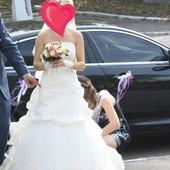 Шикарное свадебное платье Линвуд