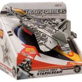 Распродажа - Трансформер Самолет 34233 Старскрима starscream  Стелс форс делюкс от Hasbro