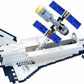 Конструктор Brick 514 Космический Шатл 593 деталей