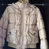 Курточка  тёплая m-l