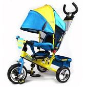Детский трехколесный велосипед Turbotrike  M5363-01