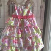 Нарядное платье на 3 года Cherokee из Америки