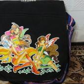 Школьная сумка Винкс (новая)