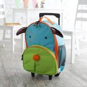 Яркий Чемодан Skip Hop Собачка, огромный выбор, лучшая цена