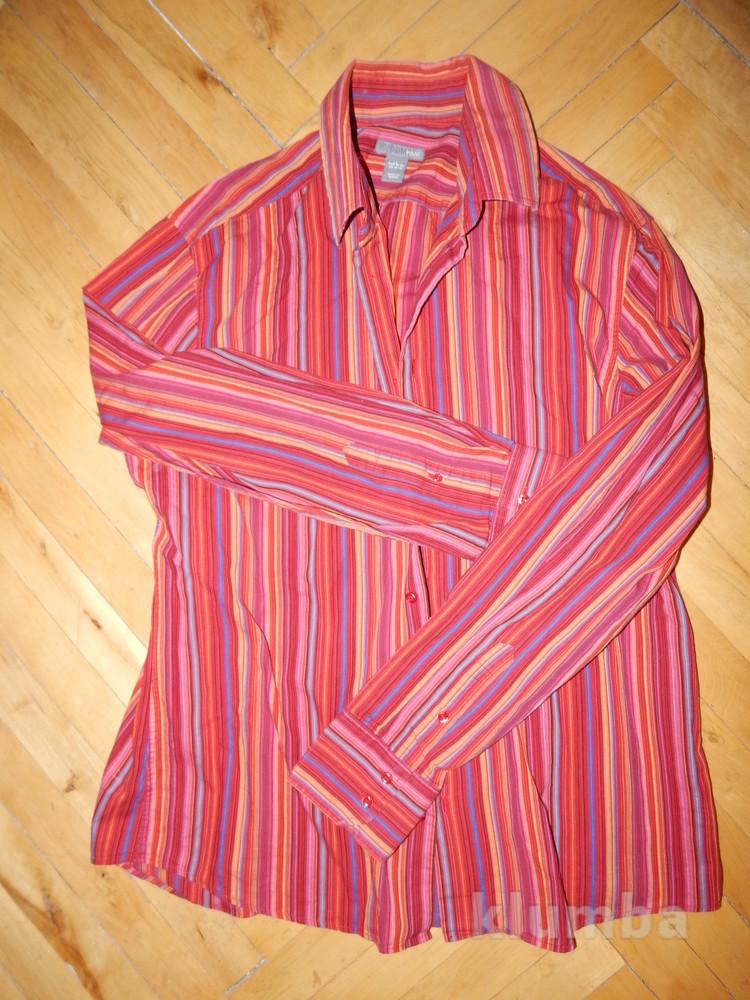 рубашка L, 50грн торг фото №1