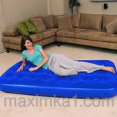 Односпальный надувной матрас Bestway 67001