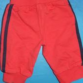 Adams Новые хлопковые штанишки на новорожденного 3,5 кг вес