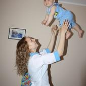 Детский массаж, фитбол, динамическая гимнастика,плавание, на дому.