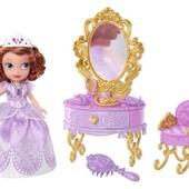 Принцесса кукла София подготовка к балу