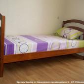 Детская кроватка с ортопедическим матрасом и с ящиками