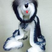 Игрушка собака марионетка. ОПТ и розница.Купить в Украине марионетку