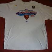 Мужская футболка Reebok, размер 2XL