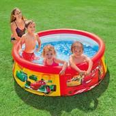 Детский надувной бассейн The Cars/ Тачки Intex: 183х51 см (Intex 28103)