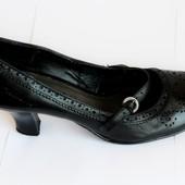 Туфли Tamaris, Германия, кожа , оригинал, 39 р