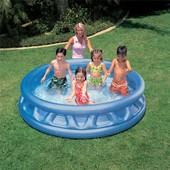 Надувной детский бассейн Intex 58431 НЛО