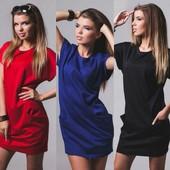Платье в наличии, все размеры и цвета, размер с/м/л