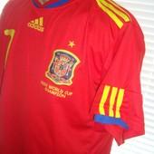 Фірмова футболка Adidas.Зб Іспанії.