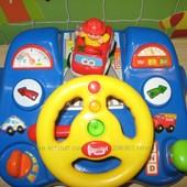 руль с панелью управления