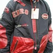 Куртка теплая на синтепоне и флисовой подкладке
