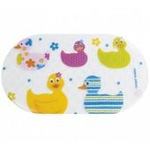 Антискользящий коврик для ванной Уточки
