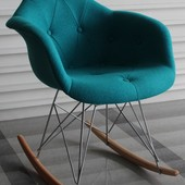Кресла качалки Пэрис Р  Paris R wool  шерсть для дома купить киеве Украине