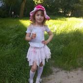Костюм на девочку 5-6 лет