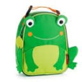 Веселая термо - сумка Skip Hop Zoo Лягушка, огромный выбор, лучшая цена