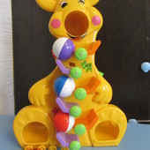 Забавный жираф Kiddieland