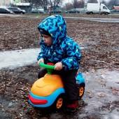 детские зимние комбинезоны  еврозима  БИЗИ