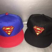 Кепки Супермен )взрослая