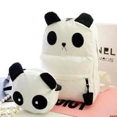 Рюкзак Панда + сумочка!