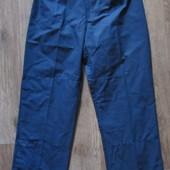 Брюки штаны огнеупорные рабочие материал Nomex