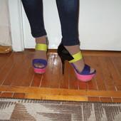Босоножки Jessica Simpson,37,5 размер