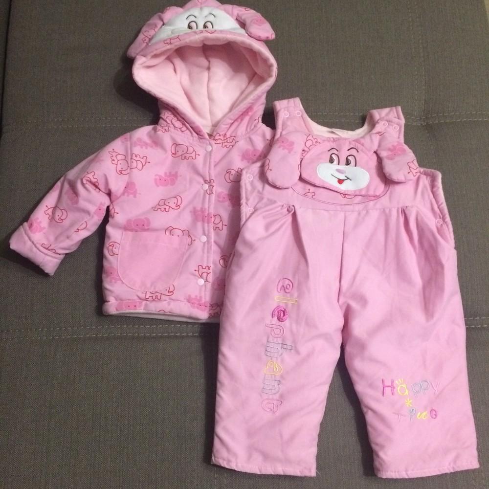Куртка + штани (комбінезон, комбинезон) ohm emmy collection на 3 - 6  місяців. 374a41b52ac